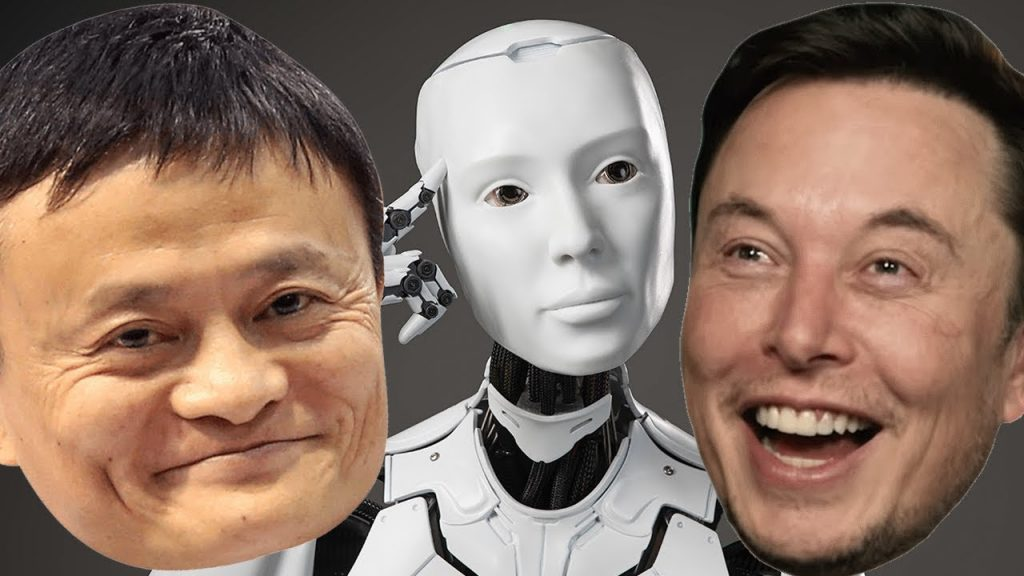 What Went Down at the Viral AI Debate Between Jack Ma and Elon Musk