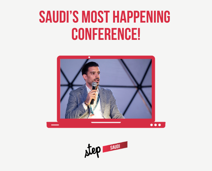 What to Expect at step saudi 2020 📢