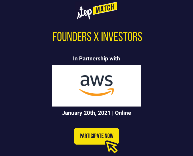Join the upcoming edition of Step Match in Partnership with Amazon Web Services