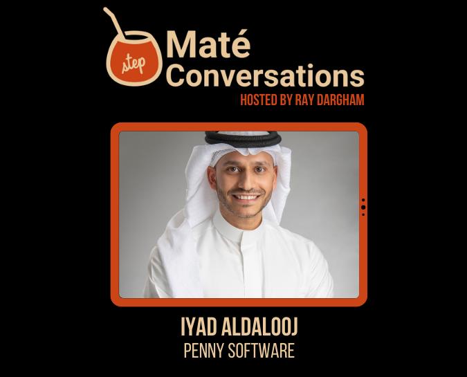🧉Catch Iyad Aldalooj from Penny live at Step Saudi