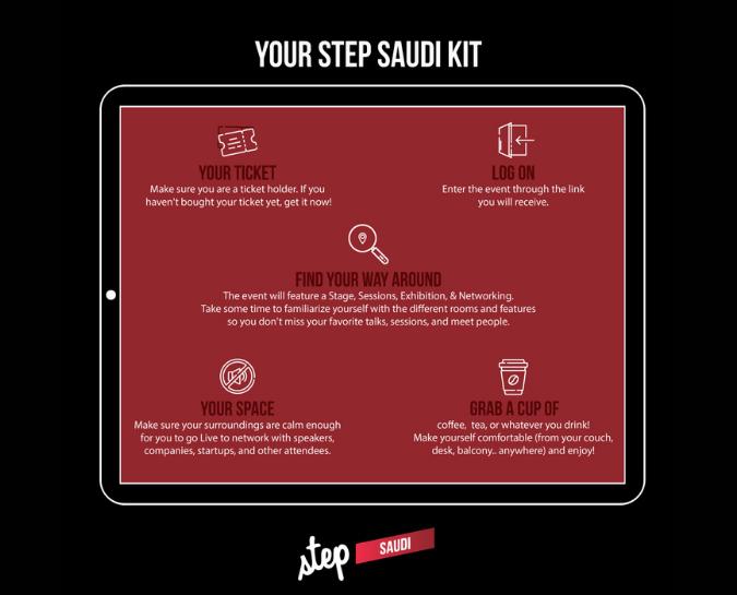 Your Step Saudi Kit