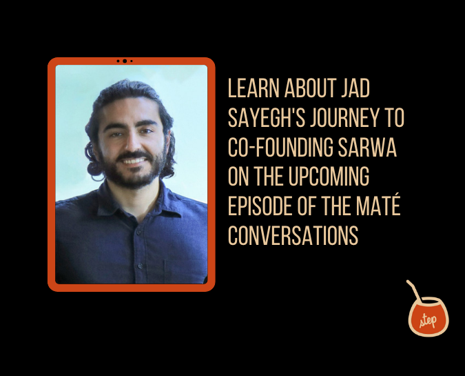 Learn about Jad Sayegh's journey as a techie to building Sarwa 💻