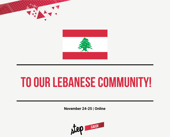 To our Lebanese Community  ❤️🇱🇧