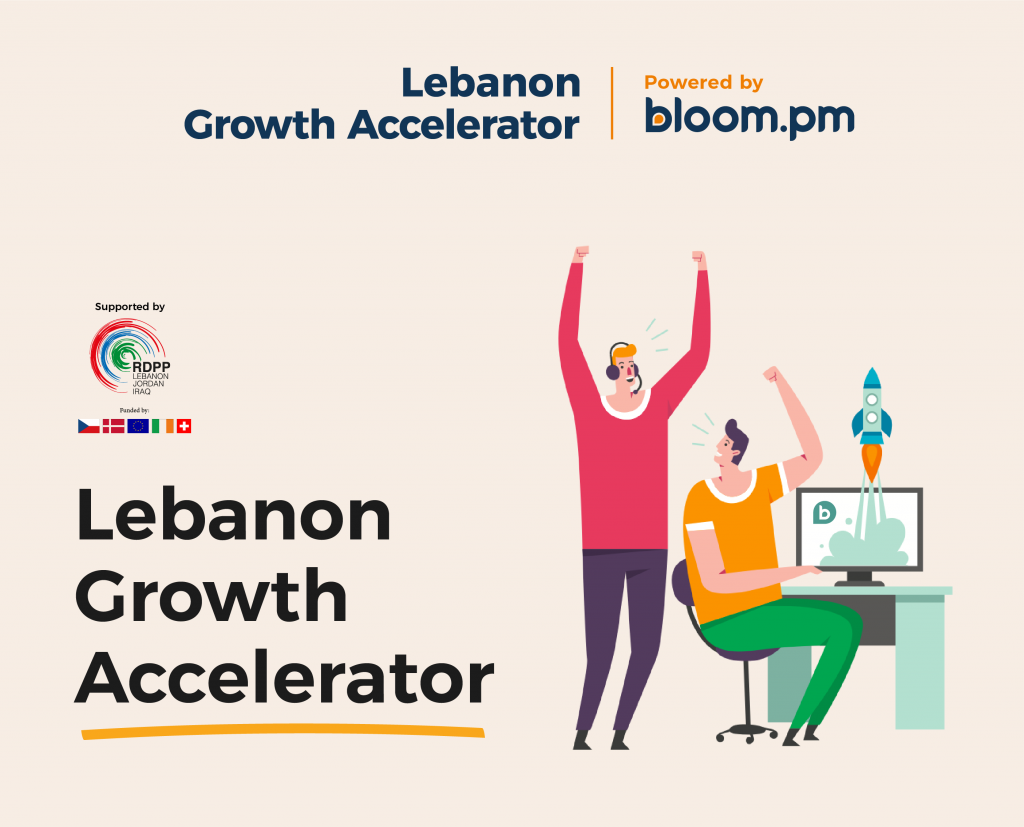 Bloom launches its 2021 Lebanon Accelerator Program