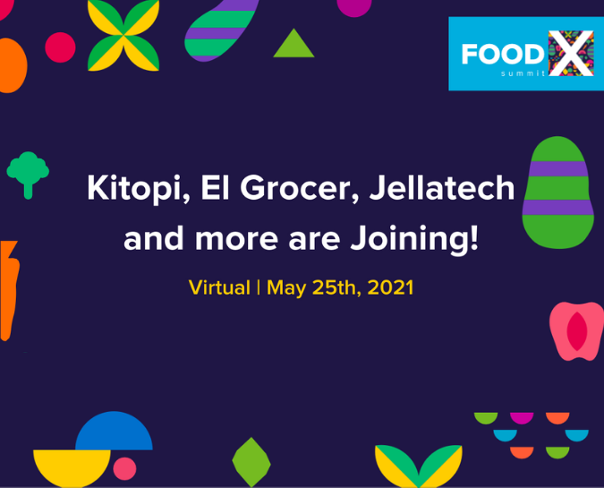Kitopi, El Grocer, and Jellatech and more are Joining! 🍎