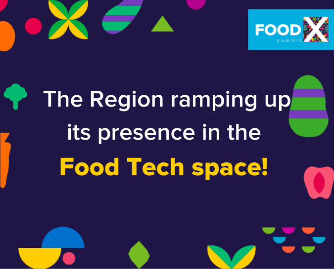 The Region ramping up its presence in the Food Tech space! 🍩