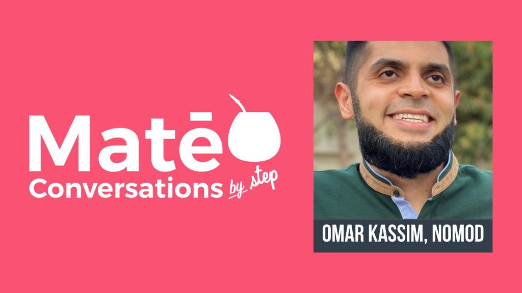 Omar Kassim, founder, and CEO of NOMOD