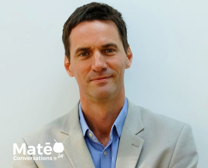 Ross Veitch of Wego is joining the 11th Ep. of Maté Conversations