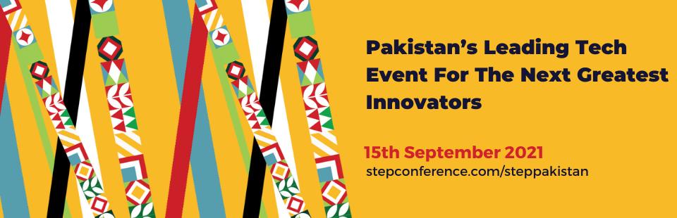 Step Pakistan: tech and entrepreneurship conference