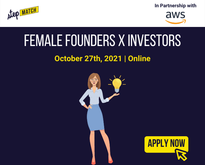 Calling all Female Founders 👩💼